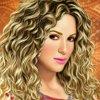 Shakira Makeup1
