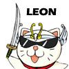 Cat Leon Dressup