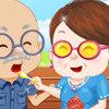 Grandparents' Ice cream Date