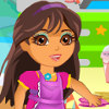 Dora Party Clean Up