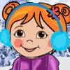 Lili Skiing
