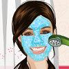 Vanessa Hudgens Facial