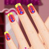 Barbie Nails Design