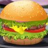Salsa Chicken Burger