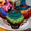 Dora Halloween Cupcakes