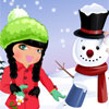 Snowman Designer Dressup
