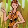 Safari Girl Dressup