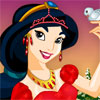 Jasmine Princess Dress Up