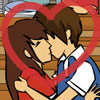 School Kissing Break -