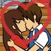 School Kissing Break -