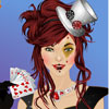 Poker Queen Make Up -