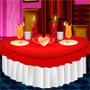 Romantic Dinner Decoration -