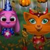 Pumpkins And Friends -