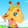 Cute Giraffe -