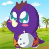 Baby Dinosaur -
