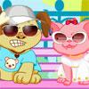 Kitten Vs Puppy -