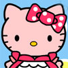 Hello Kitty Dressup -
