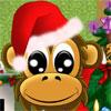 Christmas Monkey -