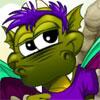 Funny Dragon -