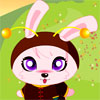 Baby Rabbit Dress Up -