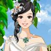 Spring Bride Dressup -