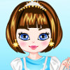 Princess At Water Park - Princess Dress Up Games