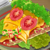 By The Slice - Play Food Decoration Games