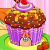 Magic Cupcake Contest - Online Cupcake Decoration Games