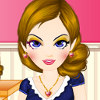 Black And Gold  - Fun Online Make-up Games