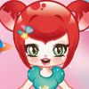 Sweet Rainbow - Play Doll Dress Up Games