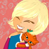 Kitty Cuddles - Kitty Dress Up Game