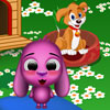 Easter Bunny Egg Rush - Free Food Serving Games