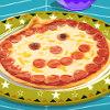 Jack O'Lantern Pizza - Fun Pizza Cooking Games