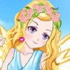 Flying Angel - Online Angel Dress Up Games