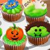 Halloween Cupcakes - Cupcake Cooking Games