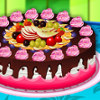 Fruity Cake - Online Cake Decoration Games