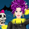 Fancy Halloween Girl - Halloween Dress Up Games Online
