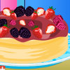 Berry Cheesecake - Cheesecake Cooking Game