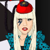 Lady Gaga Dress Up - Online Lady Gaga Games