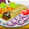 Chicken Shawarma - Online Shawarma Cooking Games