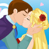 Cinderella Kissing Prince - Cinderella Dress Up Games