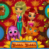 Rainbow Girl With Lollipop - Dress Up Games For Girls