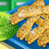 Sesame Fingers - Play Fun Cooking Games
