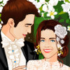 Twilight Saga Wedding - Twilight Bride Dress Up Game
