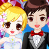 Romantic Sky Wedding - Play Wedding Dress Up Games