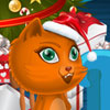 Joyful Snow Doll - Winter Dress Up Games Online