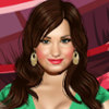 Demi Lovato Make-up - Demi Lovato Makeup Games