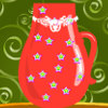 Earthen Bottle - Fun Decoration Games For Girls