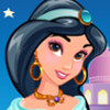 Princess Jasmin - Online Princess Makeover Games