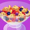 Teddy Fruit Toss - Frun Free Cooking Games